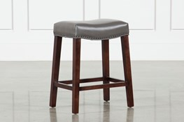 Cheswick Saddle 26 Inch Counterstool