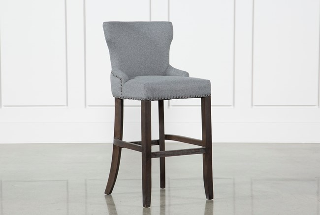 Lynn 30 Inch Barstool Living Spaces
