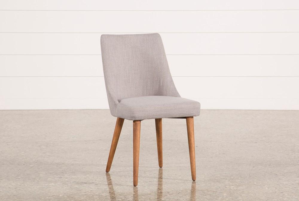 Moda Grey Side Chair