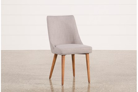 Moda Grey Side Chair - Main