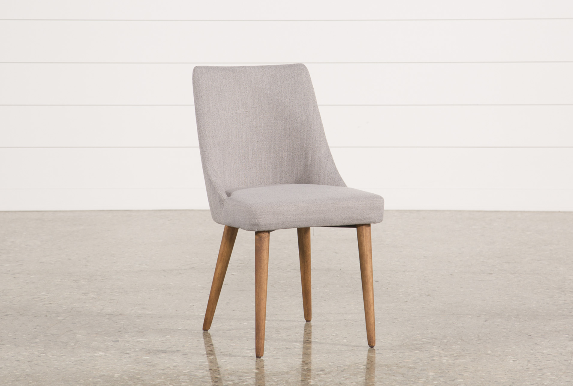 Delightful Moda Grey Side Chair   360