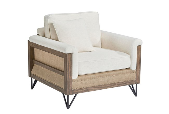 Magnolia Home Paradigm Chair By Joanna Gaines Living Spaces