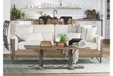 Magnolia Home Paradigm Sofa By Joanna Gaines - Room