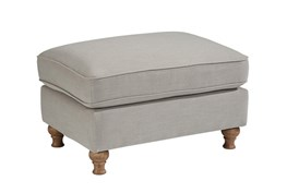Magnolia Home Rose Hill Ottoman By Joanna Gaines