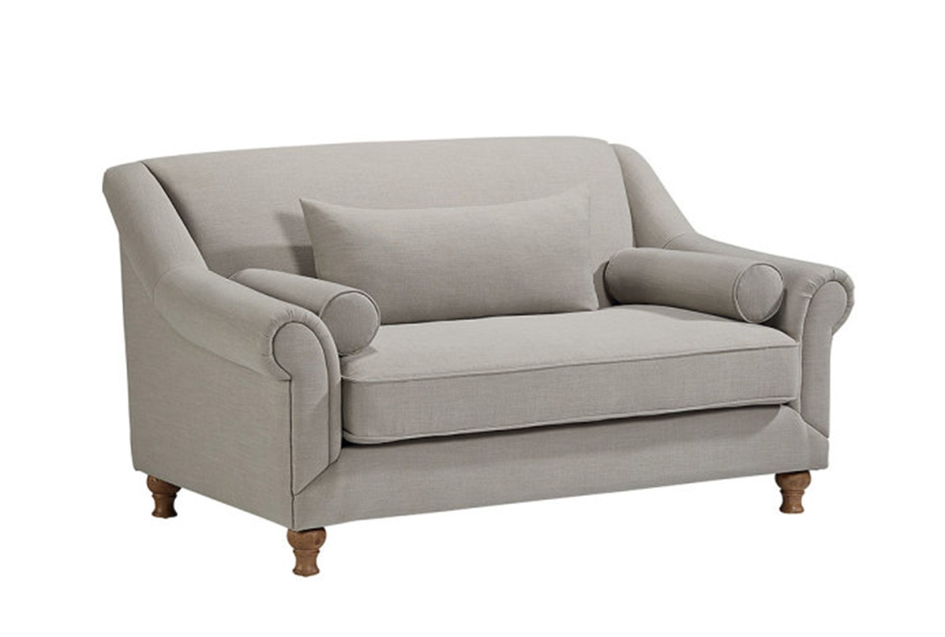 Magnolia Home Rose Hill Loveseat By Joanna Gaines