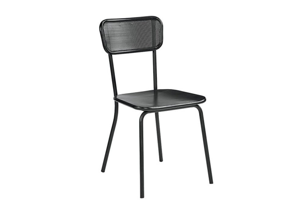Magnolia Home Method Mesh Back Dining Side Chair By Joanna Gaines