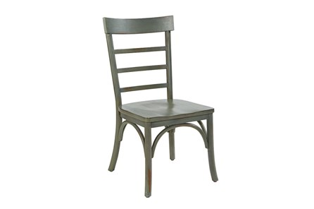 Magnolia Home Harper Patina Side Chair By Joanna Gaines
