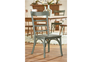 Magnolia Home Harper Patina Side Chair By Joanna Gaines - Room