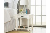 Magnolia Home Bobbin End Table By Joanna Gaines - Room