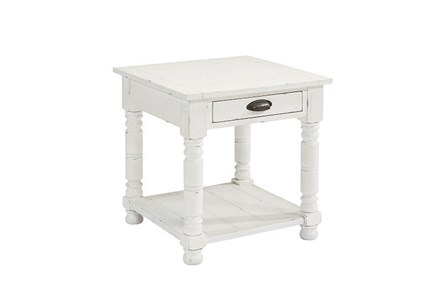 Magnolia Home Bobbin End Table By Joanna Gaines - Main