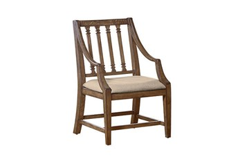 Magnolia Home Revival Dining Arm Chair By Joanna Gaines