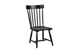 Magnolia Home Spindle Back Dining Side Chair By Joanna Gaines