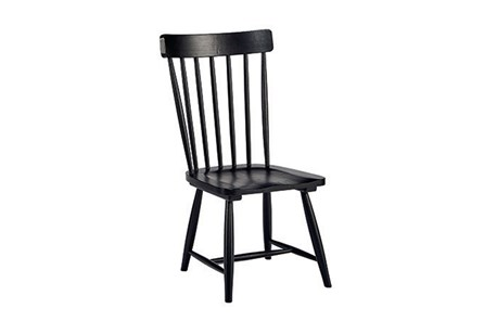 Magnolia Home Spindle Back Side Chair By Joanna Gaines - Main