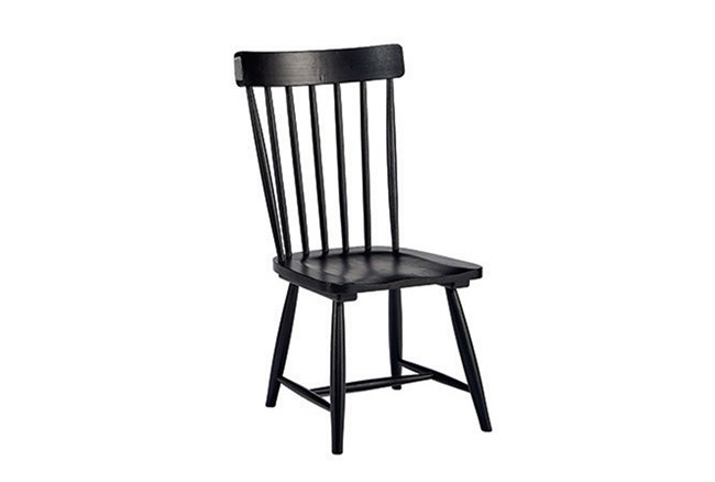 Magnolia Home Spindle Back Dining Side Chair By Joanna Gaines - 360