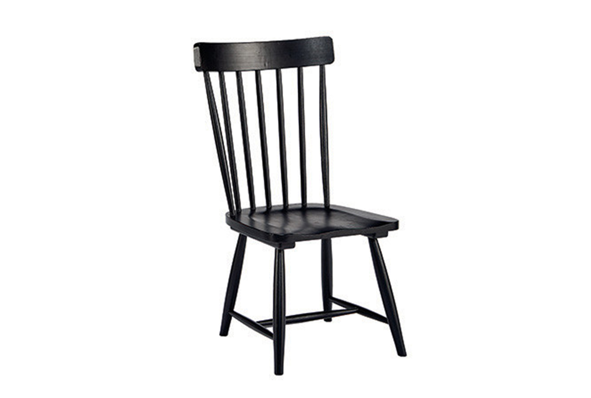 Magnolia Home Spindle Back Side Chair By Joanna Gaines   360