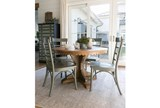 Magnolia Home Top Tier Round Dining Table By Joanna Gaines - Room