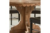 Magnolia Home Top Tier Round Dining Table By Joanna Gaines - Material