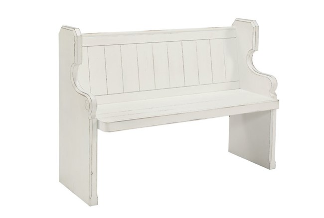 Magnolia Home Pew Bench By Joanna Gaines - 360