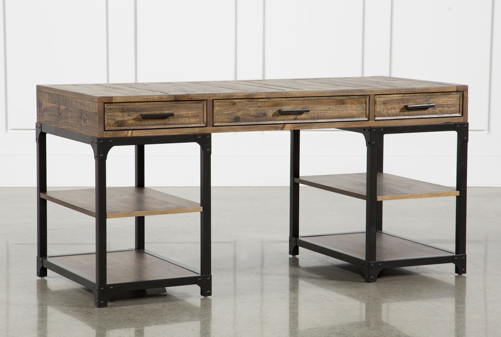 Foundry Writing Desk Living Spaces