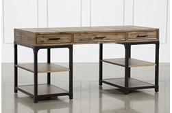 "Foundry 63"" Writing Desk"