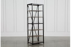 Foundry 78 Inch Bookcase