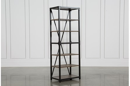 Foundry 78 Inch Bookcase - Main
