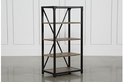 Foundry 53 Inch Bookcase