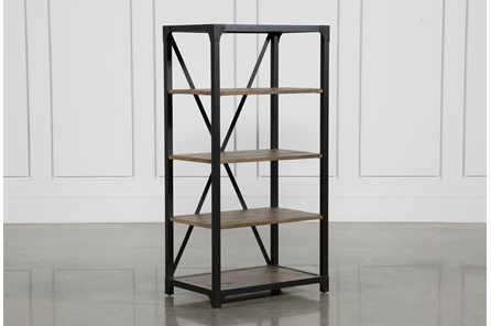 Foundry 53 Inch Bookcase - Main