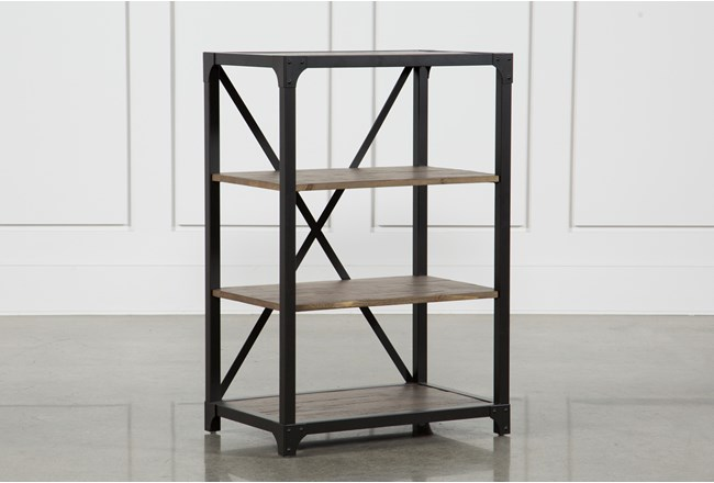 Foundry 41 Inch Bookcase - 360