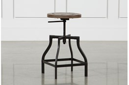 Foundry Adjustable Stool