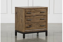 "Foundry 29"" Nightstand With USB"