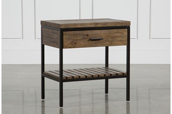 "Foundry Open 29"" Nightstand"