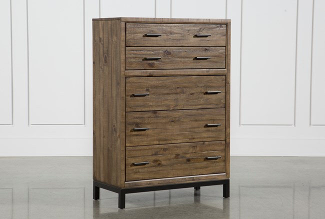 Foundry Chest Of Drawers - 360