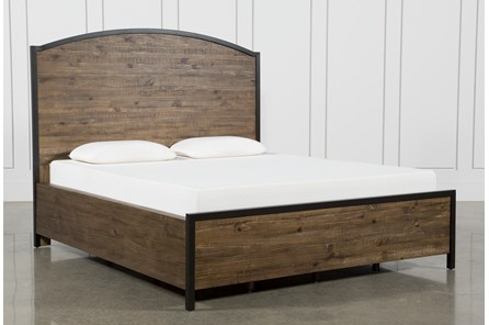 Foundry Queen Panel Bed