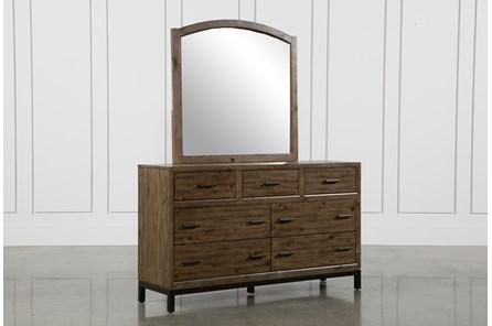 Foundry Dresser/Mirror