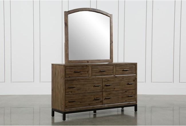 Foundry Dresser/Mirror - 360
