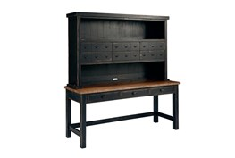 Magnolia Home Postmans Desk And Hutch By Joanna Gaines