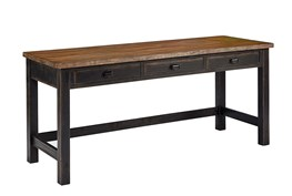 """Magnolia Home Postmans 68"""" Desk By Joanna Gaines"""