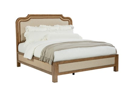 Magnolia Home Stratum Queen Panel Bed By Joanna Gaines