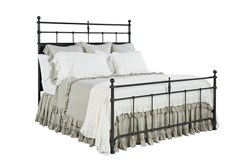 Magnolia Home Trellis Queen Panel Bed By Joanna Gaines
