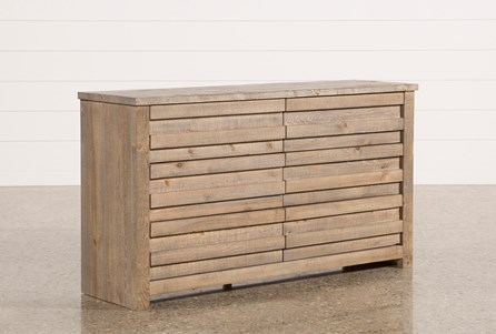 Sawyer Grey Dresser