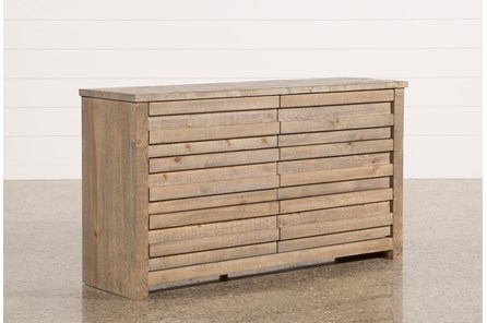 Sawyer Grey Dresser - Main