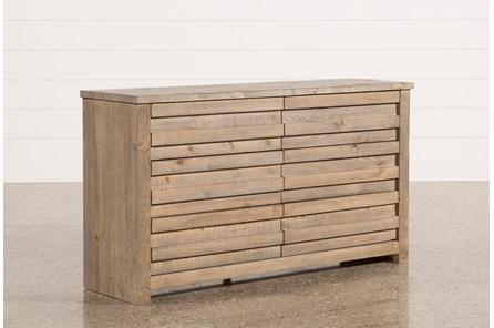 Sawyer Grey Dresser - Main