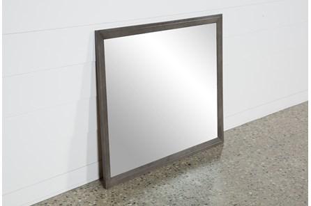 Chad Grey Mirror - Main