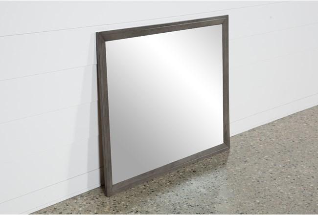 Chad Grey Mirror - 360