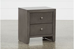 Chad Grey Nightstand