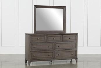 Candice II Dresser/Mirror