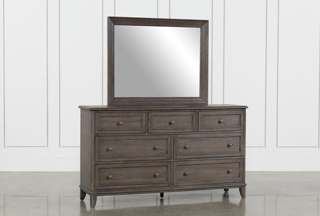 Candice II Dresser/Mirror - 360