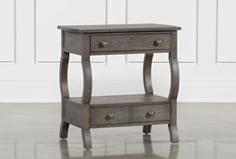Candice II 2-Drawer Nightstand