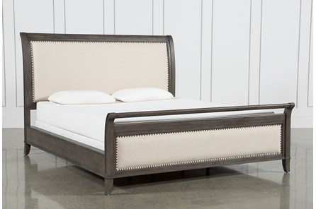 Candice II Queen Sleigh Bed